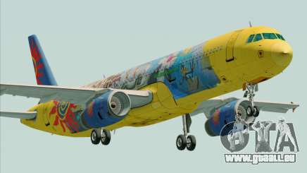 Airbus A321-200 pour GTA San Andreas
