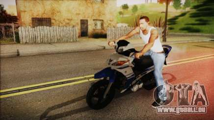 Yamaha Lagenda 115Z 2013 Fuel Injection pour GTA San Andreas