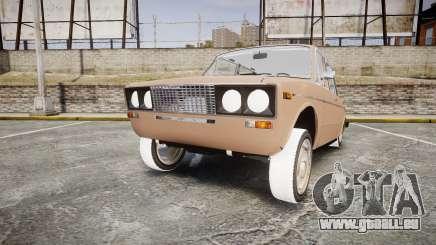 VAZ-2106 hooligan aserbaidschanischen Stil für GTA 4