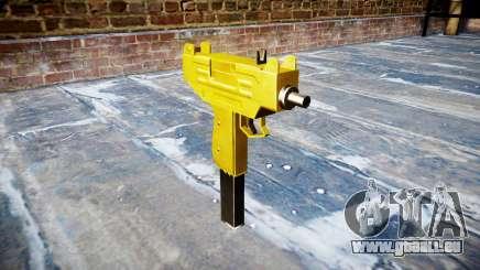 Golden Uzi für GTA 4