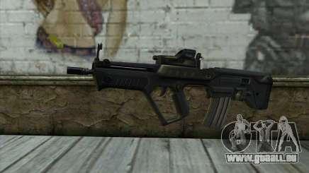 TAR-21 Bump Mapping v1 für GTA San Andreas
