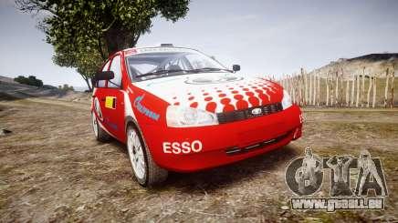 VAZ-Kalina 1119 RallyCross pour GTA 4