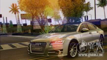 Audi A7 pour GTA San Andreas