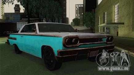 Declasse Voodoo pour GTA San Andreas