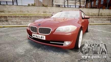 BMW 530d F11 pour GTA 4