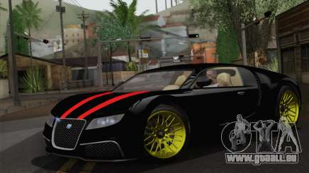 GTA 5 Adder pour GTA San Andreas