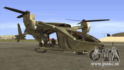HELO4 Future Hunter pour GTA San Andreas