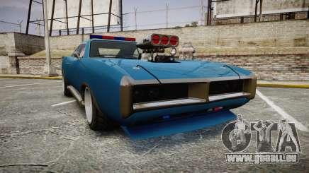 Imponte Dukes Police pour GTA 4