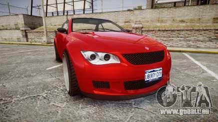 GTA V Ubermacht Sentinel XS pour GTA 4