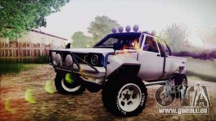 Karin Rebel 4x4 für GTA San Andreas
