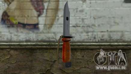 Knife from Half - Life Paranoia für GTA San Andreas