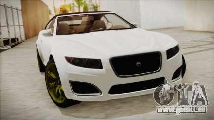 Lampadati Felon GT für GTA San Andreas
