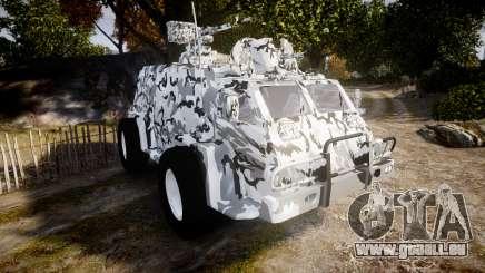GAZ-3937 Vodnik für GTA 4