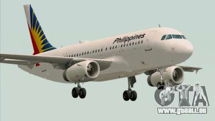Airbus A319-112 Philippine Airlines pour GTA San Andreas
