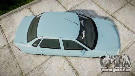 ВАЗ-Lada Priora 2170 Sapara für GTA 4 rechte Ansicht