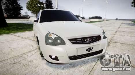 ВАЗ-2170 haute qualité pour GTA 4
