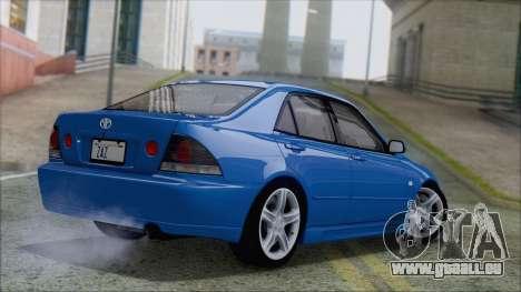 Toyota Höhe (RS200) 2004 (АПП) für GTA San Andreas linke Ansicht
