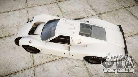 Ford GT40 Mark IV 1967 für GTA 4 rechte Ansicht