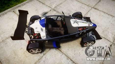 Ariel Atom V8 2010 [RIV] v1.1 Sheriftizer pour GTA 4 est un droit