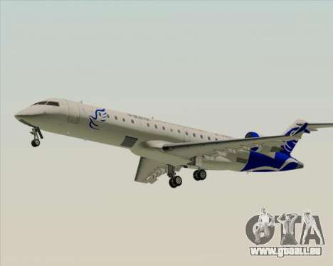 Embraer CRJ-700 China Express Airlines (CEA) pour GTA San Andreas salon