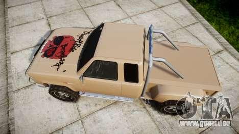 Vapid Bobcat Desert pour GTA 4 est un droit