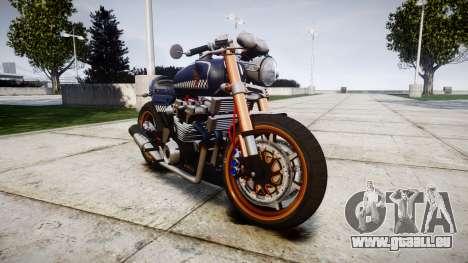 Honda CB750 cafe racer für GTA 4