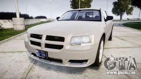 Dodge Magnum 2004 [ELS] Liberty County Sheriff pour GTA 4