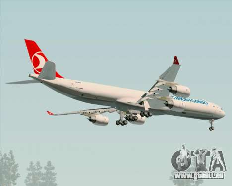 Airbus A340-600 Turkish Cargo für GTA San Andreas