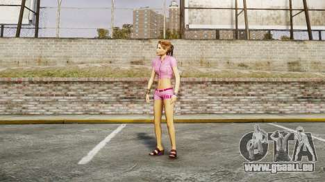 Mädchen FBI für GTA 4 fünften Screenshot