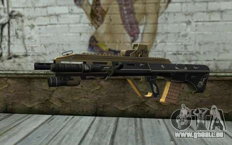 AUG A3 from PointBlank v7 pour GTA San Andreas