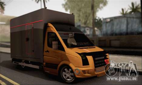 Volkswagen Crafter pour GTA San Andreas