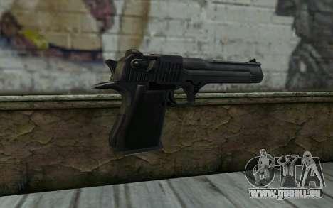 Desert Eagle Standart v2 pour GTA San Andreas deuxième écran