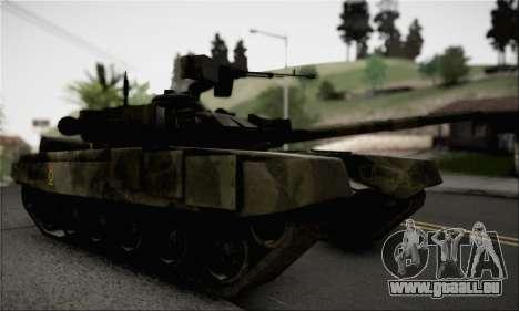 PT-91M Pendekar Tank für GTA San Andreas
