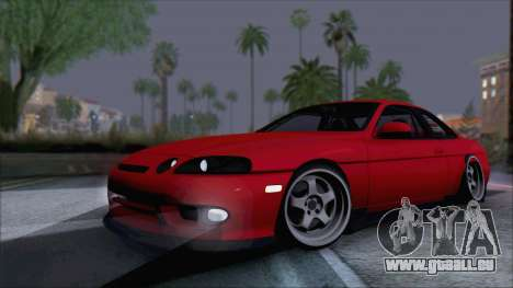 Lexus SC 300 für GTA San Andreas