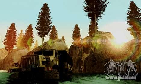 Piste off-road 4.0 pour GTA San Andreas quatrième écran