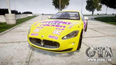 Maserati GranTurismo S 2010 PJ 3 für GTA 4