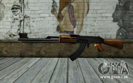 Retextured AK47 für GTA San Andreas