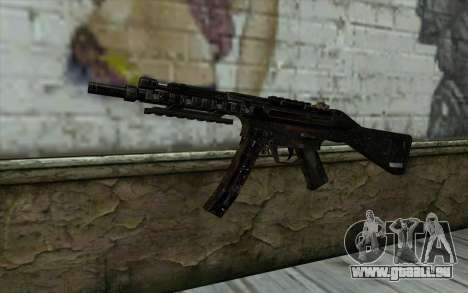 MP5 pour GTA San Andreas