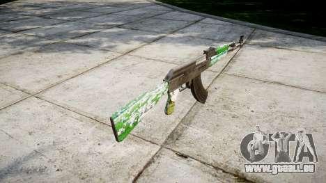L'AK-47 de Bovins pour GTA 4 secondes d'écran