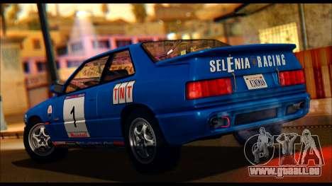 Maserati Ghibli II Cup (AM336) 1995 pour GTA San Andreas