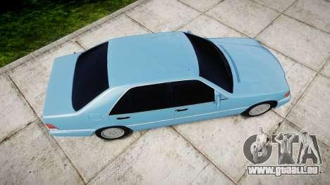 Mercedes-Benz 600SEL W140 für GTA 4 rechte Ansicht
