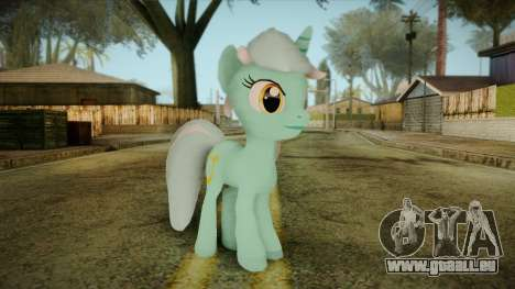 Lyra from My Little Pony pour GTA San Andreas