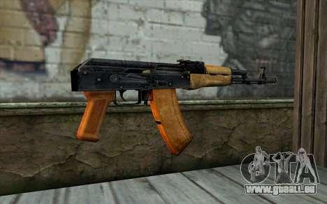 AKC74 Ohne Butt für GTA San Andreas zweiten Screenshot