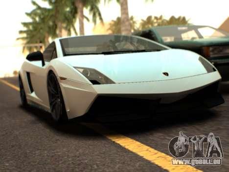 Lime ENB v1.2 SA:MP Edition für GTA San Andreas