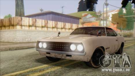 GTA 5 Vigero pour GTA San Andreas