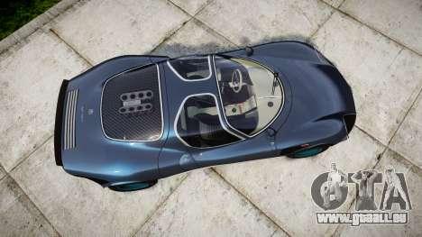 Alfa Romeo 33 Stradale für GTA 4 rechte Ansicht