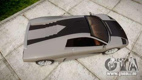Pegassi Infernus Carbonerra für GTA 4 rechte Ansicht