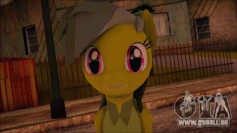 Daring Doo from My Little Pony für GTA San Andreas dritten Screenshot