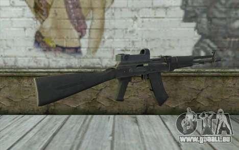 AK-107 de ARMA2 pour GTA San Andreas deuxième écran