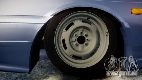 VAZ-2114, Lada Samara 2014 für GTA 4 Rückansicht